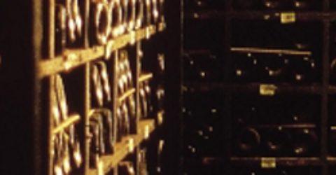 The largest wine cellar in Paris at the Tour d'Argent restaurant